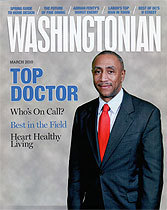Washingtonian Top Doctor 2010